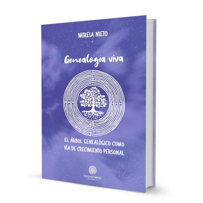 El libro de Mireia Nieto: Genealogía viva