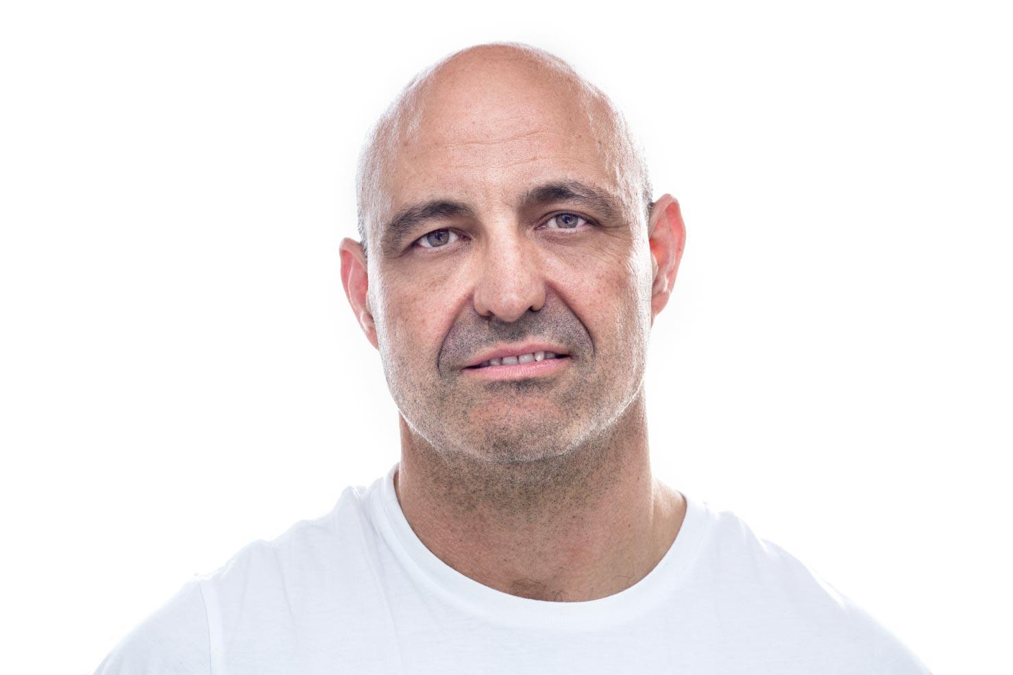 retrato Francesc Perramon